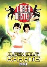 Black Belt Karate, New DVD, ,