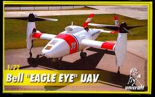 Unicraft Models 1/72 BELL EAGLE EYE American UAV
