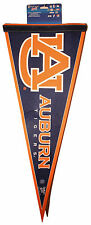 "Auburn Tigers NCAA single-sided screen printed Pennant Size 12""x30"""