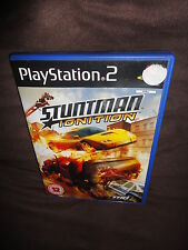 PS2 GAME: STUNTMAN IGNITION