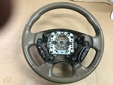 Jaguar X Type Multi Function Steering Wheel
