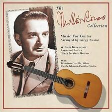 Miklos Rozsa Collection Music For Guitar - Gregg Nestor And William Kan (NEW CD)