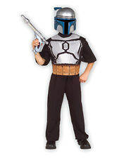 "Jango Fett Kids Star Wars Costume Kit, Std, Age 5 - 7, HEIGHT 4' 2"" - 4' 6"""