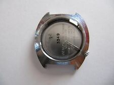 VINTAGE 1974 (N4) BULOVA ACCUTRON 224 SERIES ACCUQUARTZ SS WRISTWATCH CASE