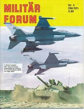 Militär Forum N°4 Born in Battle XM-1 Abrams F-5 Tiger Shark Flugzeugträger