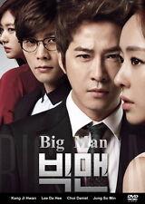 Big Man - Korean TV  Series  DVD - Box Set - English Subtitle