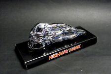 Highway Hawk Custom Motorcycle Skull Fender Ornament - Universal  BC25541 - T