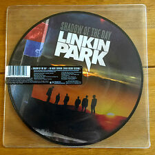 """Linkin Park - Shadow Of The Day 7"""" Picture Disc Vinyl"""