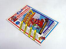 ★ Club Nintendo Heft Magazin - Ausgabe No. 2 1989 - RAR !!! ★