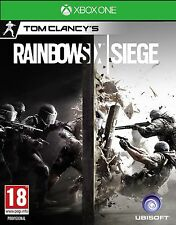 Tom Clancy's Rainbow 6 Siege XBOX ONE