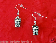 BUY 3 GET 1 FREE~CUTE HELLO KITTY EARRINGS~GRADUATION GIFT FOR HER GIRL FRIEND