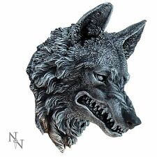 Latex Mould Mold Molds Of A Stunning Werewolf Wall Plaque Detailed Thick Mould