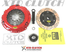 XTD STAGE 3 DUAL MULTI FRICTION CLUTCH KIT RSX TYPE-S CIVIC Si 2.0L K20 6 SPEED