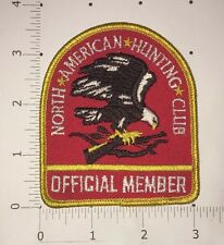 North American Hunting Club Official Member Patch