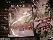 They Came from the Skies  ps 2 pal scatola ita