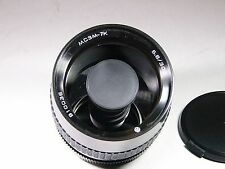 3M-7K MC 5.6/300mm #910036 compact Russian mirror lens M42-mount. Extremely rare