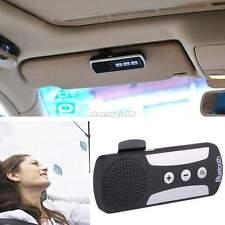 Kit vivavoce da auto per cellulari Bluetooth Phone Hands Free Bluetooth Car v3.0