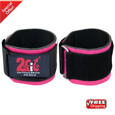 2fit weightlifting Support De Poignet Bretelles Gym Formation néoprène Fitness Bandage pn