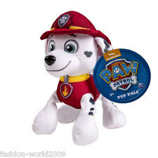 "Hot Sale Paw Patrol Pup Pals Toy Soft Plush Toy 5"" Nickelodeon Dog Doll Marshall"