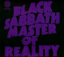 Black Sabbath -Master Of Reality [CD]remastered Sweet Leaf Children of the grave