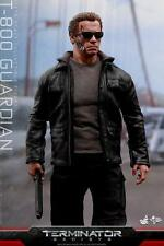 "Terminator Genisys 1/6 Scale T-800 Guardian Hot Toys 12"" Figure MMS307"