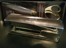 Nate Berkus Target Swingline 747 Gold Desk Stapler & Scissors - New FREE SHIP