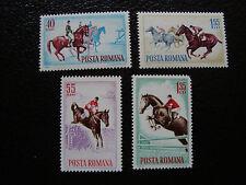 ROUMANIE - timbre yvert et tellier n° 2009 a 2012 n** (A17) stamp romania