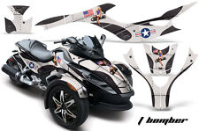 AMR Racing Can Am BRP RS Spyder Graphic Kit Wrap Roadster Sticker Decal TBOMB K