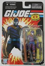 "SKULL BUSTER RANGE-VIPER HASBRO GI JOE Club Exclusive 3.75"" 2013 ACTION FIGURE"
