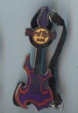 Hard Rock Cafe Seoul Strap Guitar Pin 2008 LE 300