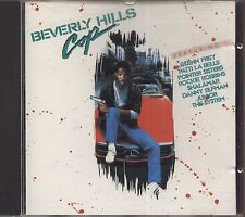 Beverly Hills Cop - GLENN FREY PATTI LABELLE CD OST 1984 NEAR MINT CONDITION