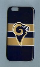 "St LOUIS RAMS 1 Piece Glossy Case / Cover for iPhone 6 / 6S 4.7"" (Design 1)"