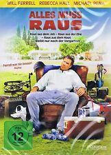 DVD NEU/OVP - Alles muss raus - Will Ferrell, Rebecca Hall & Michael Pena