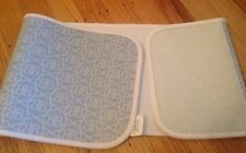 Belly Bandit Original Post Pregnancy Girdle Shaper Wrap Blue White S Small
