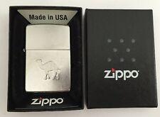 BRIQUET / ZIPPO MADE IN USA EMIS POUR CAMEL @ COLLECTOR LIMITE @ NEUF BOITE N°11
