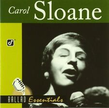 CD - Carol Sloane - Ballad Essentials - #A3645