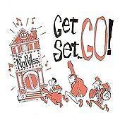 NU NILES - Get Set Go! CD - rockabilly - NEW