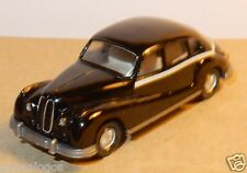 MICRO WIKING HO 1/87 BMW 501 TAXI NOIR neuf