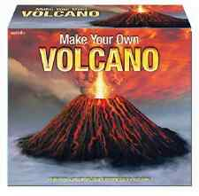Make Your Own Erupting Volcano Set Playset Science Model Kit Toy New TY/83