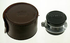 NIKON 3,5/28 28mm 28 3,5 F3,5 LTM M39 W-Nikkor.C M-39 Leica top dream condition
