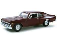 1:18 Maisto Red 1970 Chevrolet Nova SS Coupe Item 31132