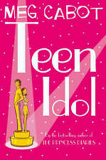 Teen Idol, By Meg Cabot,in Used but Acceptable condition