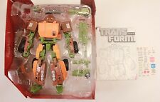 Transformers Generations Voyager Class ROADBUSTER Loose 100% Complete
