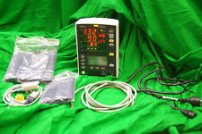 Mindray Datascope Accutorr V Monitor , USED with stand ,SPO2+NIBP patient ready