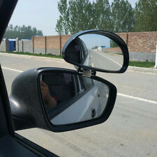 Vehicle Auto Universal Safety Side Blindspot Blind Wide Angle View Spot Mirror