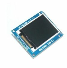 1pcs 1.8 Inch Mini SPI TFT LCD Module Display With PCB Adapter ST7735B IC
