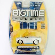 "Hotwheels  / JADA BIGTIME MUSCLE '67 Shelby GT500 "" PEDAL CAR "" - Hot Pick"