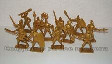 NEW!!! Plastic toy soldiers 1/32 Renaissance Medieval Knights set. 12pcs