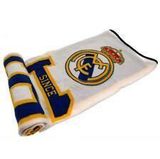 Producto con licencia oficial fútbol Manta Polar Real Madrid es Caliente Regalo Nuevo