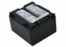BATTERIA agli ioni di litio per Panasonic NV-GS50 nv-gs10eg NV-GS75B VDR-D250 PV-GS35 nv-gs25
